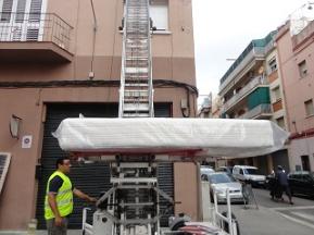 Alquiler de plataformas elevadoras en sant boi de for Sofas sant boi
